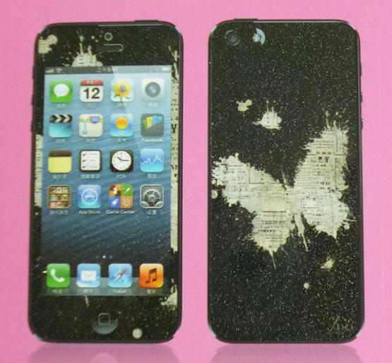 ฟิล์มลาย iPhone 4, iPhone 4s - JDO