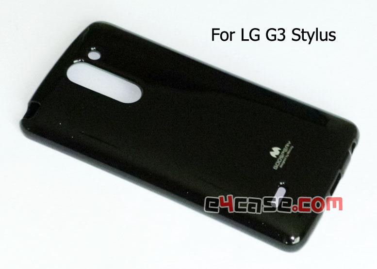 เคส LG G3 Stylus - JELLY เคสยางเกาหลี