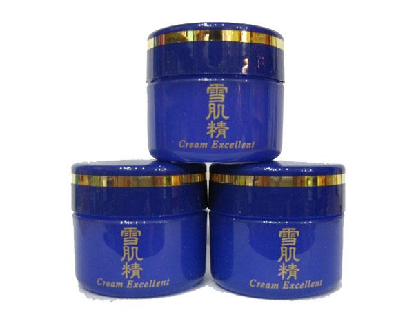 (Tester) Kose Sekkisei Cream Excellent 15 mL ผิวชุ่มชื้น ลดเลือนริ้วรอย หน้านุ่ม ตึงกระชับ ขาว ใส