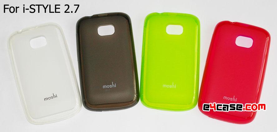เคส i-STYLE 2.7 (i-mobile) - เคสยาง