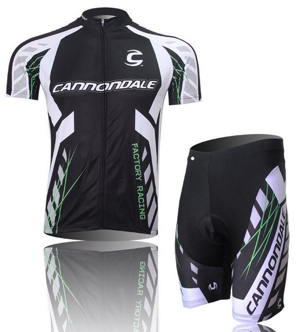 ชุดปั่นจักรยาน Cannondale Factory Racing ขนาด M พร้อมส่งทันที รวม EMS