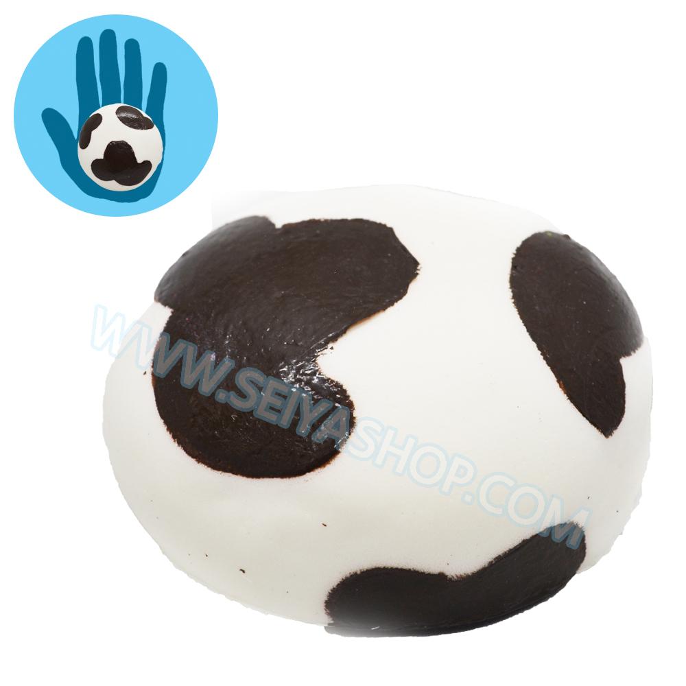 CB230 สกุชชี่ บันลายวัว ขนาด 9 cm (Super Soft)