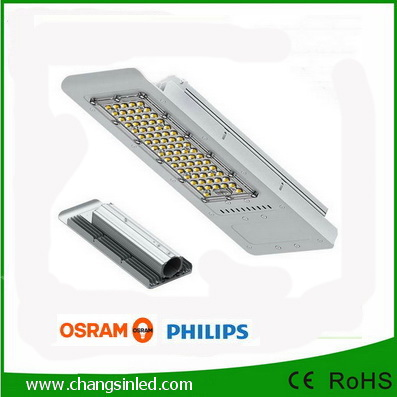 โคมไฟถนน Design Slim LED Street Light 120w