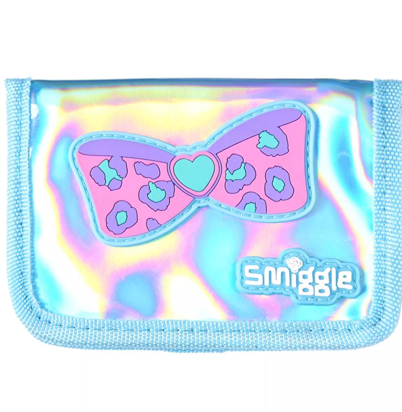 SMW004 กระเป๋าสตางค์ smiggle Woah 2In1 Wallet สามารถ ยอดกระเป๋าเก็บเหรียญได้