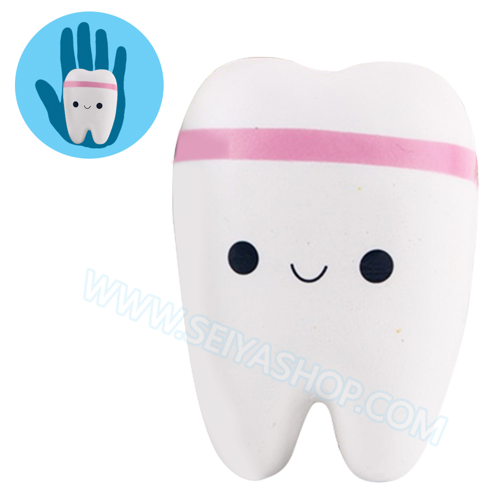 CB631 สกุชี่ ฟัน (super soft) ขนาด 10 cm