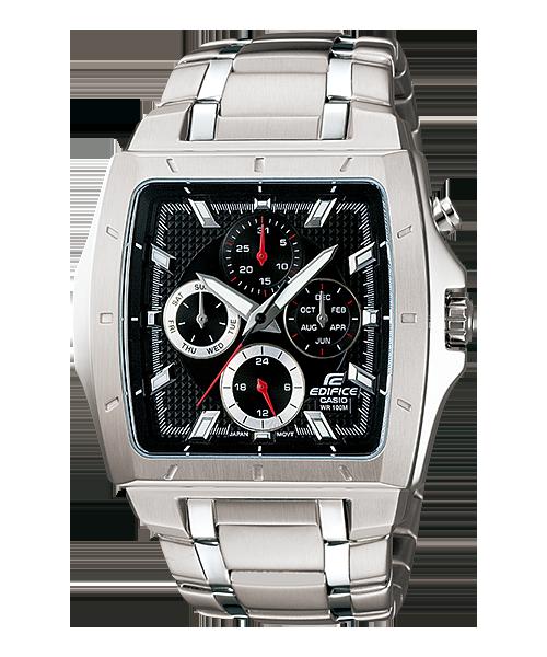 นาฬิกาข้อมือ CASIO EDIFICE MULTI-HAND รุ่น EF-329D-1AV