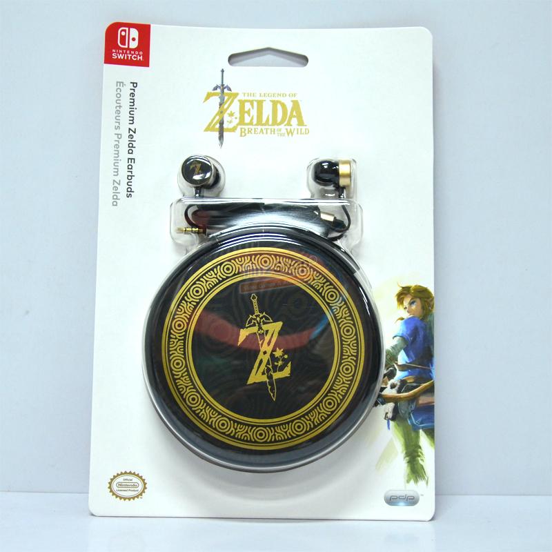 หูฟัง PDP™ Premium Zelda Breath of the Wild Chat Earbuds ราคา 890.-// ส่งฟรี !!