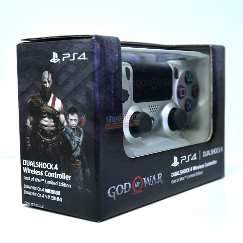 จอย PS4 ก๊อดออฟวอร์ ++ Limited Edition God of War DUALSHOCK 4 wireless controller ราคา 2890.-