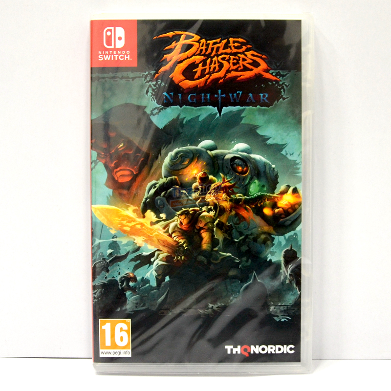 Nintendo Switch™ Battle Chasers: Nightwar Zone EU / English ราคา 1290.-