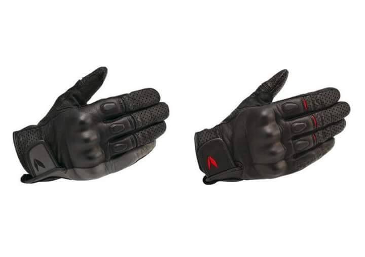 ถุงมือขี่มอเตอร์ไซค์ หนังแท้ ไทชิ