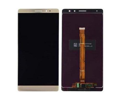 ราคาหน้าจอชุด+ทัชสกรีน Huawei MATE 8 อะไหล่เปลี่ยนหน้าจอแตก ซ่อมจอเสีย สีทอง