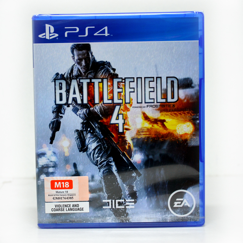 PS4™ Battlefield 4 / English zone2 eu eng.