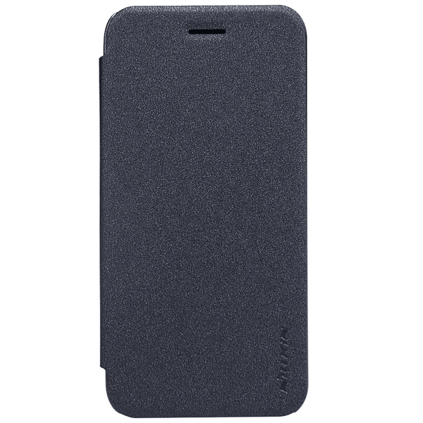เคส asus zenfone go 4.5 zb452kg , zenfone go 4.5 zb450kl เคส asus zenfone dtac edition 4.5 zb452kg ฝาพับ ฝาปิด NILLKIN SPARKLE Leather case สีดำ