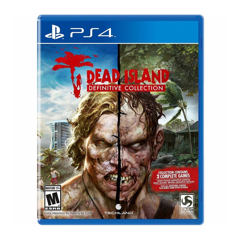 PS4™ Dead Island: Definitive Collection Zone 1 US / English