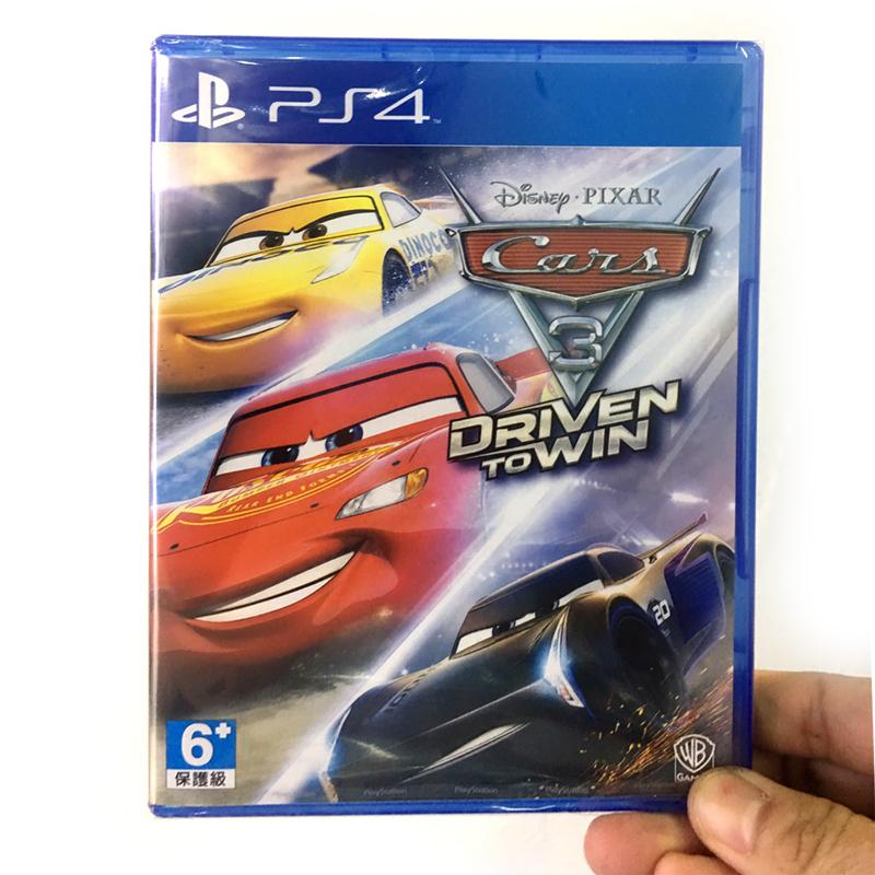 PS4™ Cars 3: Driven to Win Zone 3 Asia / English ราคา 1690.-