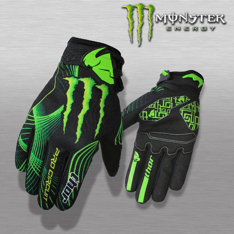 ถุงมือขี่มอเตอร์ไซค์ Monster