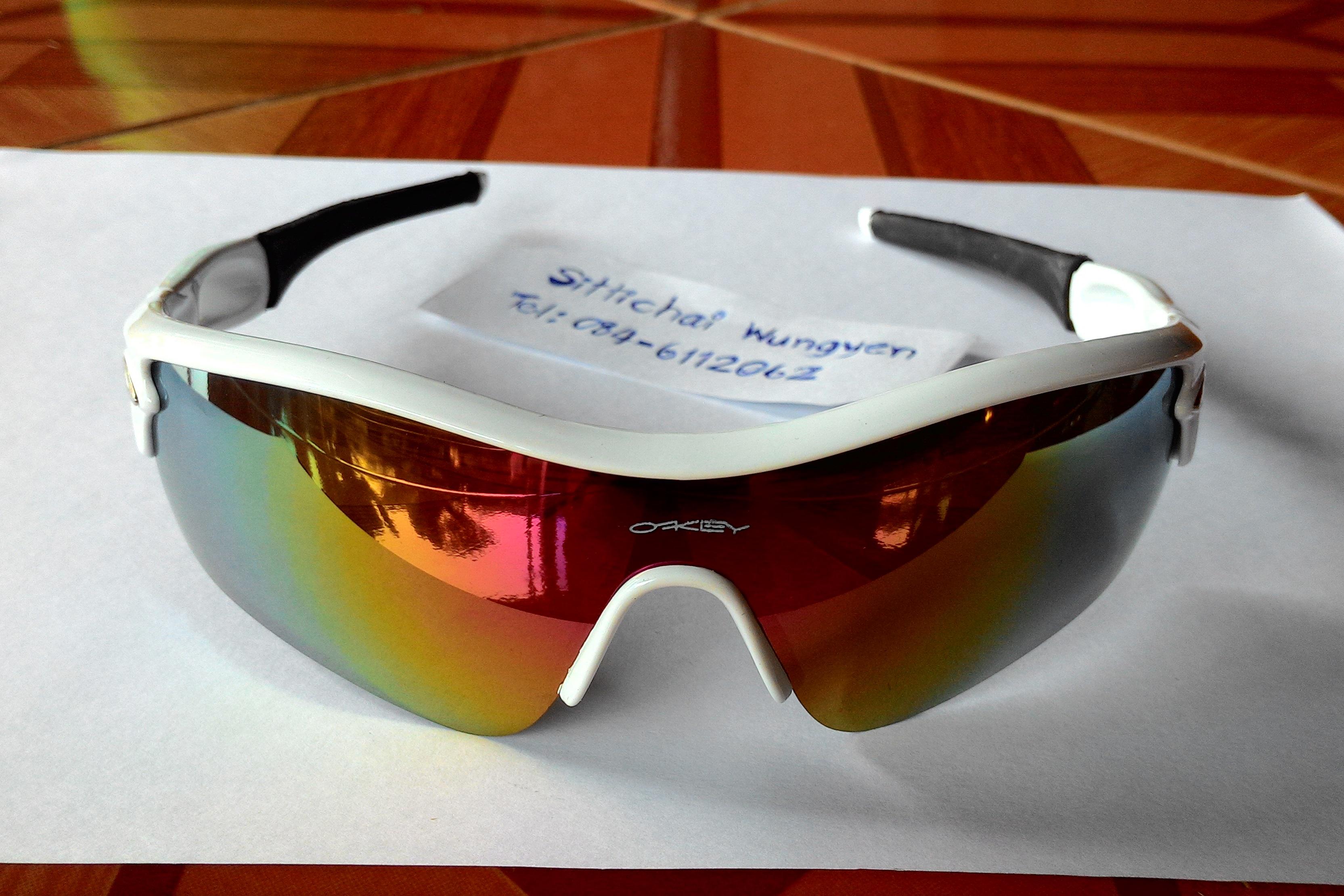 แว่นตา OAKLEY งานจีนสวยๆ