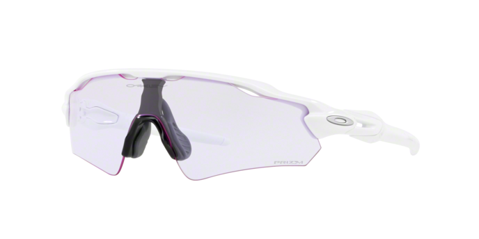 Oakley OO9275-20 RADAR EV POLISHED WHITE Prizm Low Light