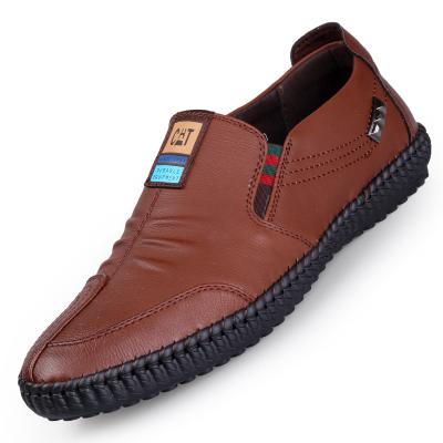 พรีออเดอร์ รองเท้าหนัง เบอร์ 38-48 แฟชั่นเกาหลีสำหรับผู้ชายไซส์ใหญ่ เก๋ เท่ห์ - Preorder Large Size Men Korean Hitz Sandal