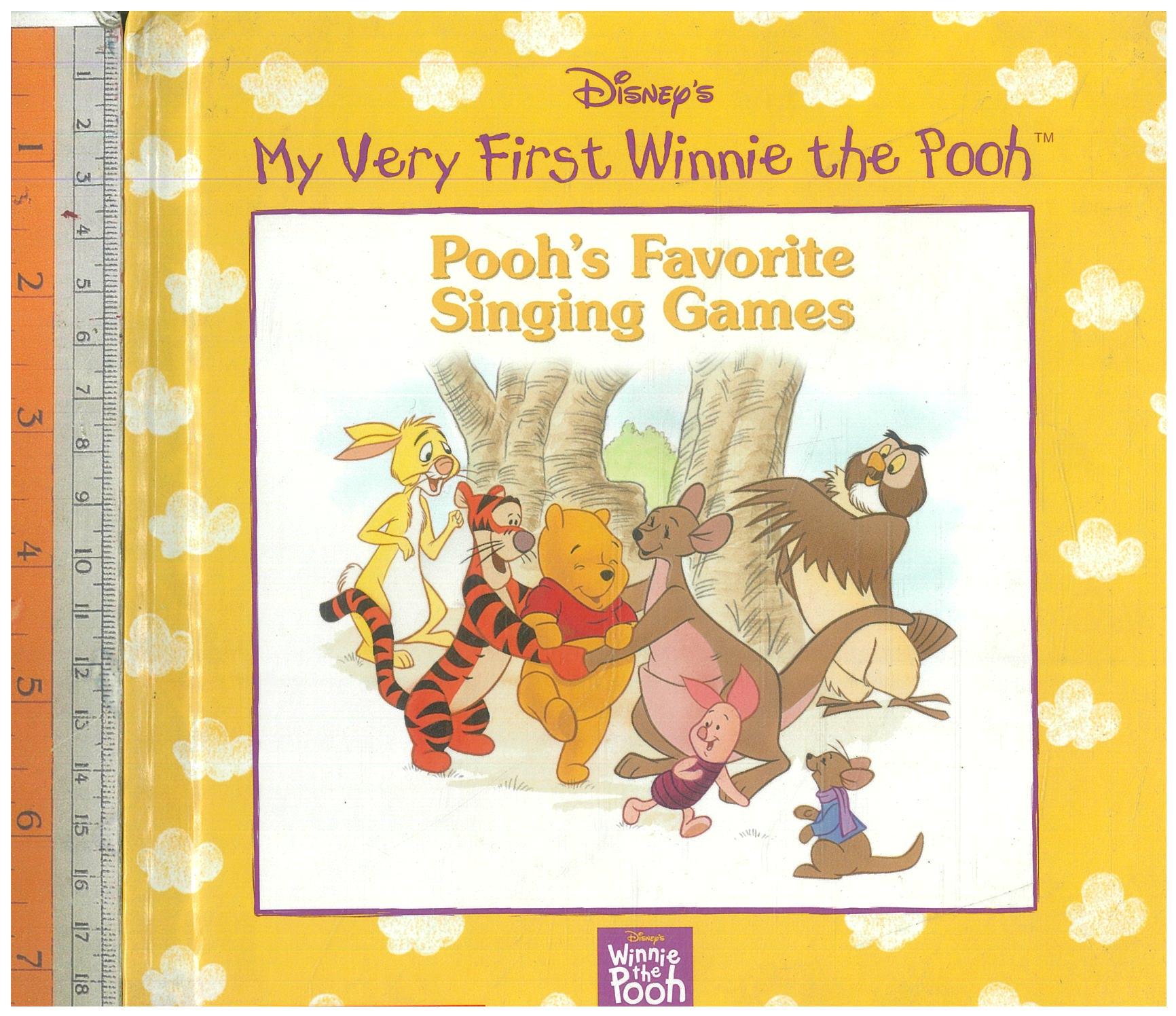 Pooh's Favorite Singing Game