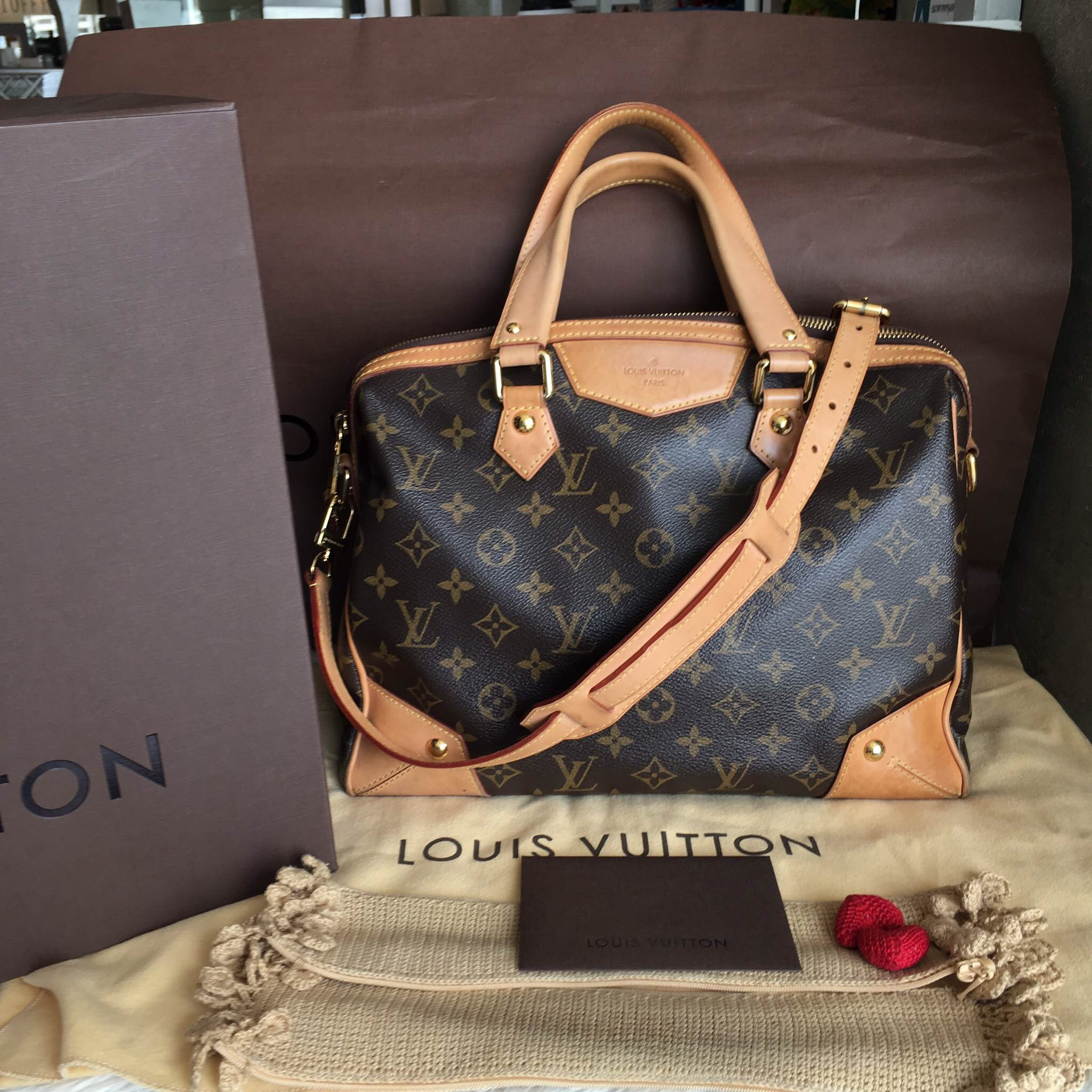 (SOLD OUT)LOUISVUITTON Retiro pm monogram
