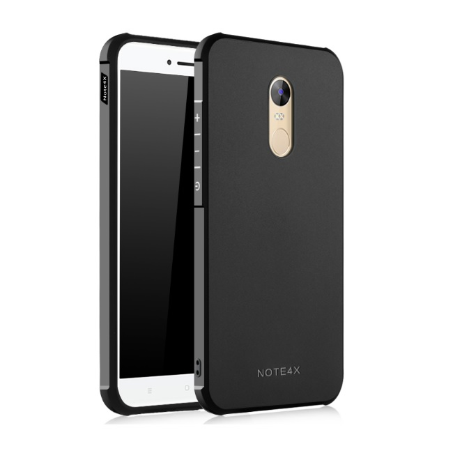 เคส Xiaomi Redmi Note 4X Simple TPU (Black)