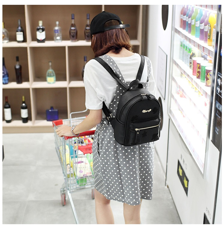 Korean mini women sholder bag