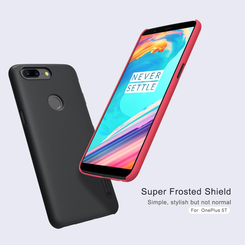 เคสมือถือ OnePlus 5T รุ่น Super Frosted Shield