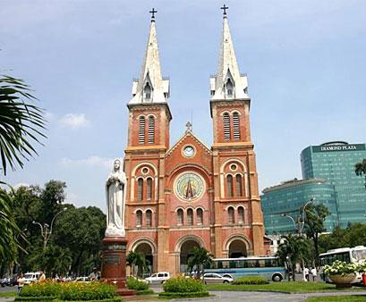 ทัวร์เวียดนามใต้ DELIGHT SOUTH VIETNAM โฮจิมินท์ ดาลัท มุยเน่ 4วัน 3คืน FD