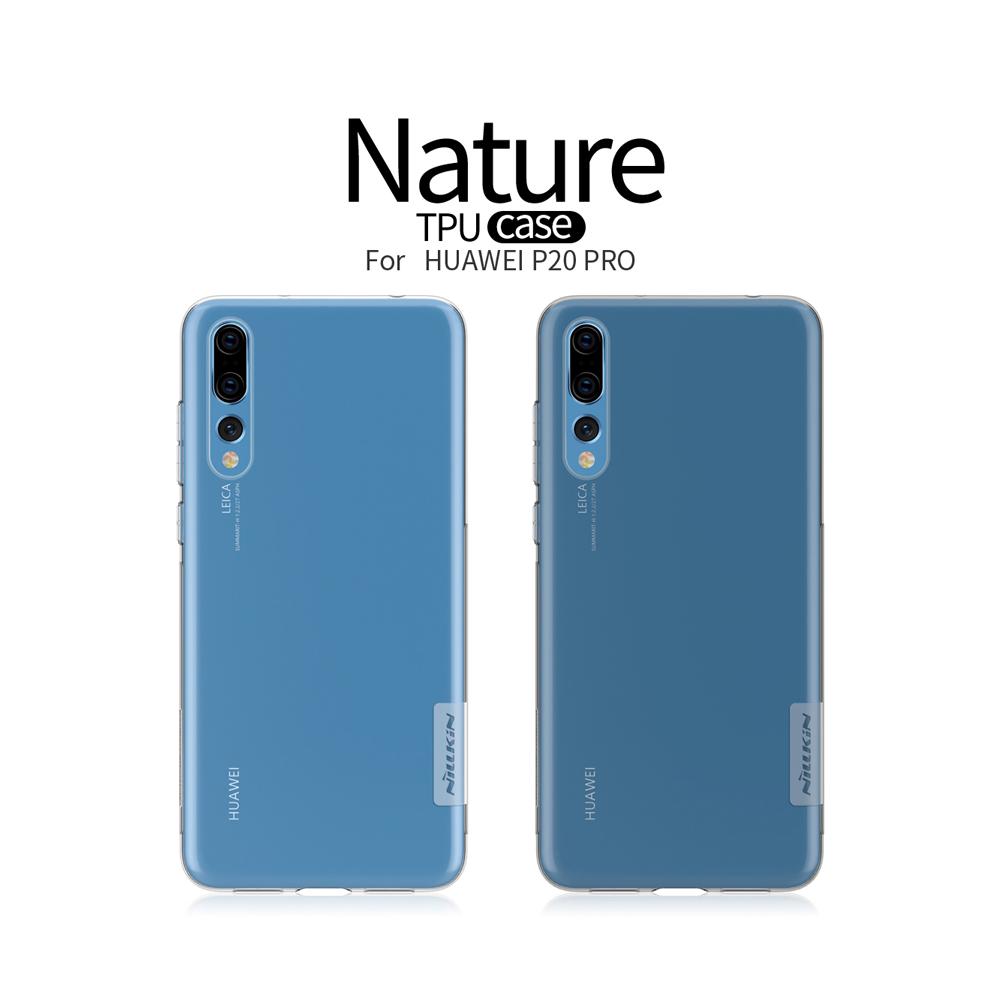 เคสมือถือ Huawei P20 Pro รุ่น Nature TPU Case