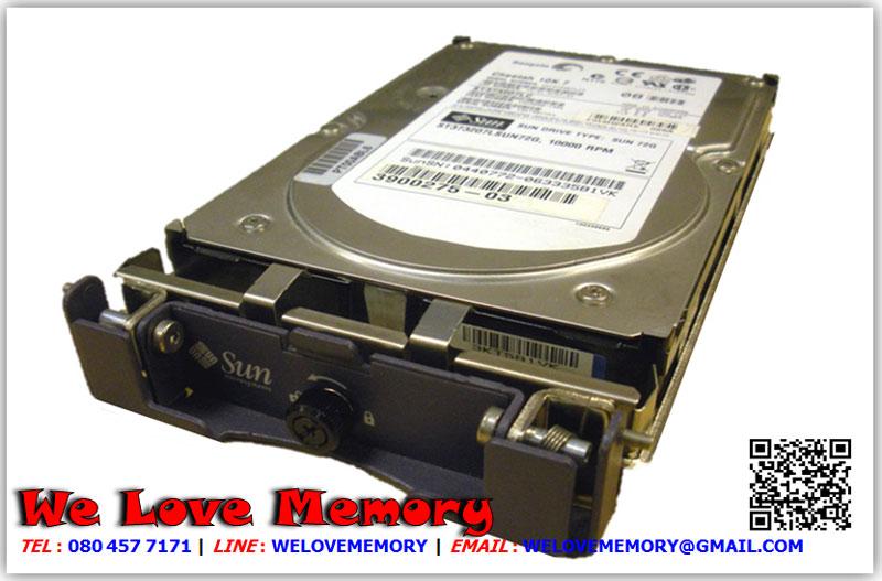 XTA-FC1CD-73G15K 540-6241 [ขาย จำหน่าย ราคา] Sun 73Gb 15K FC Server Hard Disk Drive | Sun