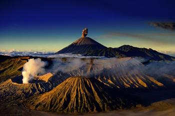 ทัวร์บาหลี WONDERFUL INDONESIA สุราบาย่า โบรโม่ 4วัน 3คืน GA