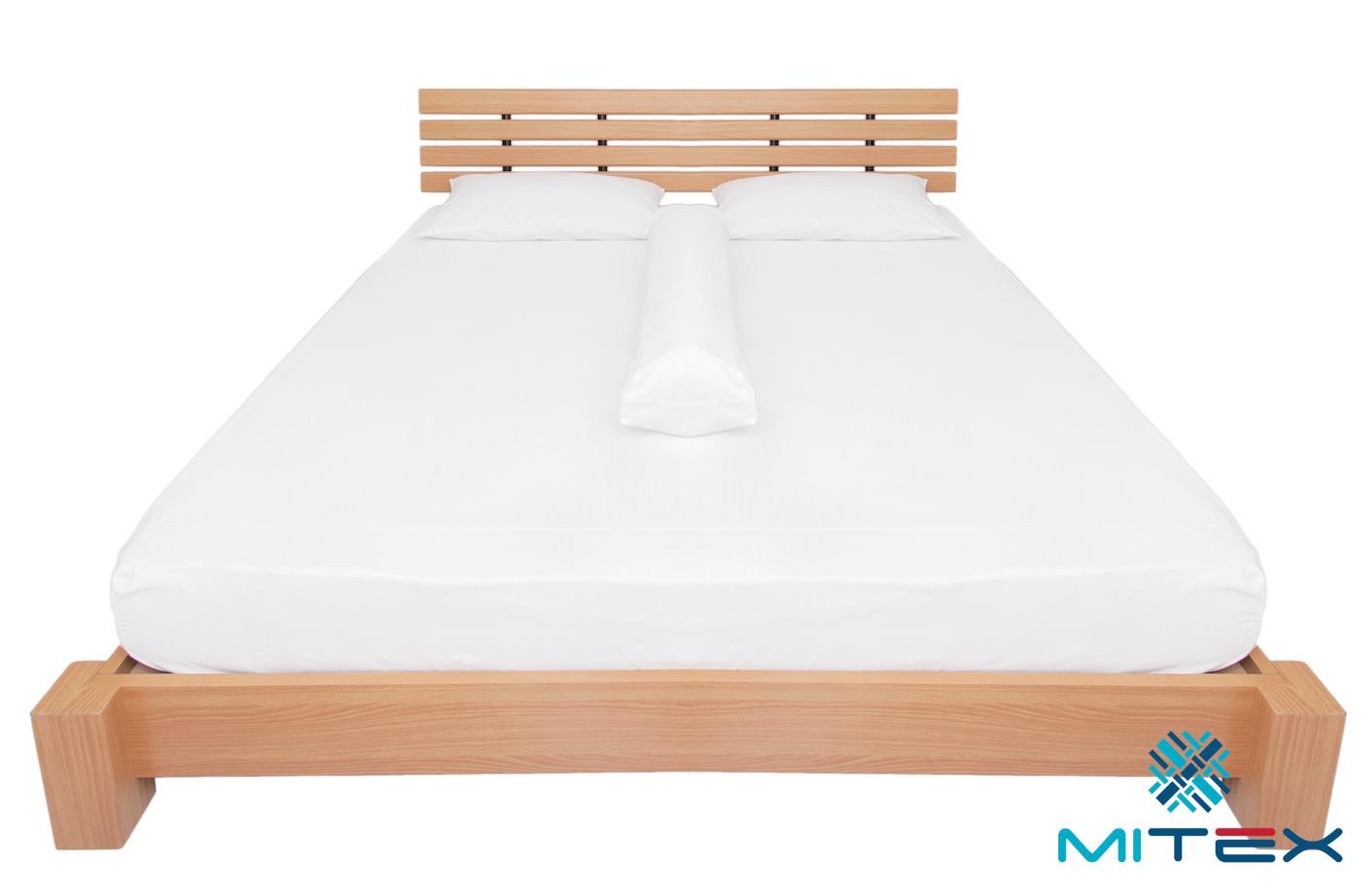 ผ้าปูที่นอนกันไรฝุ่น ขนาด 5 ฟุต (Queen-sized Bed)