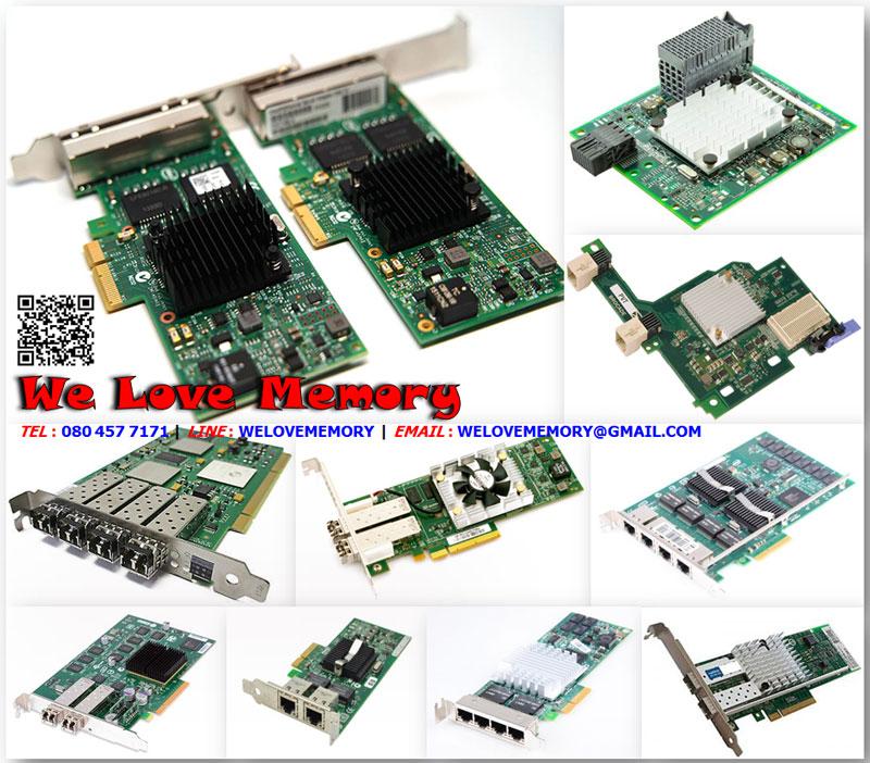 42C1820 [ขาย จำหน่าย ราคา] IBM Brocade 10Gb Dual-port CNA for IBM System x