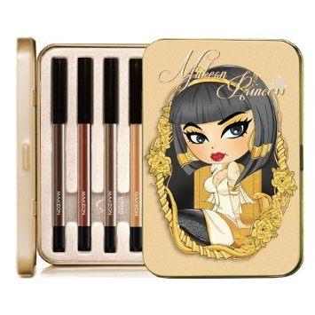 ++Pre order++TOSOWOONG Makeon Gel Pencil Liner 5set -Season 3 ดินสอเขียนขอบตากันน้ำ 5 เฉดสี ใช้เป็น Eye Liner หรือ eyeshadow