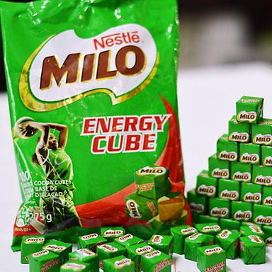 พร้อมส่ง ** Milo Cube ไมโลคิวบ์ ห่อ 100 เม็ด