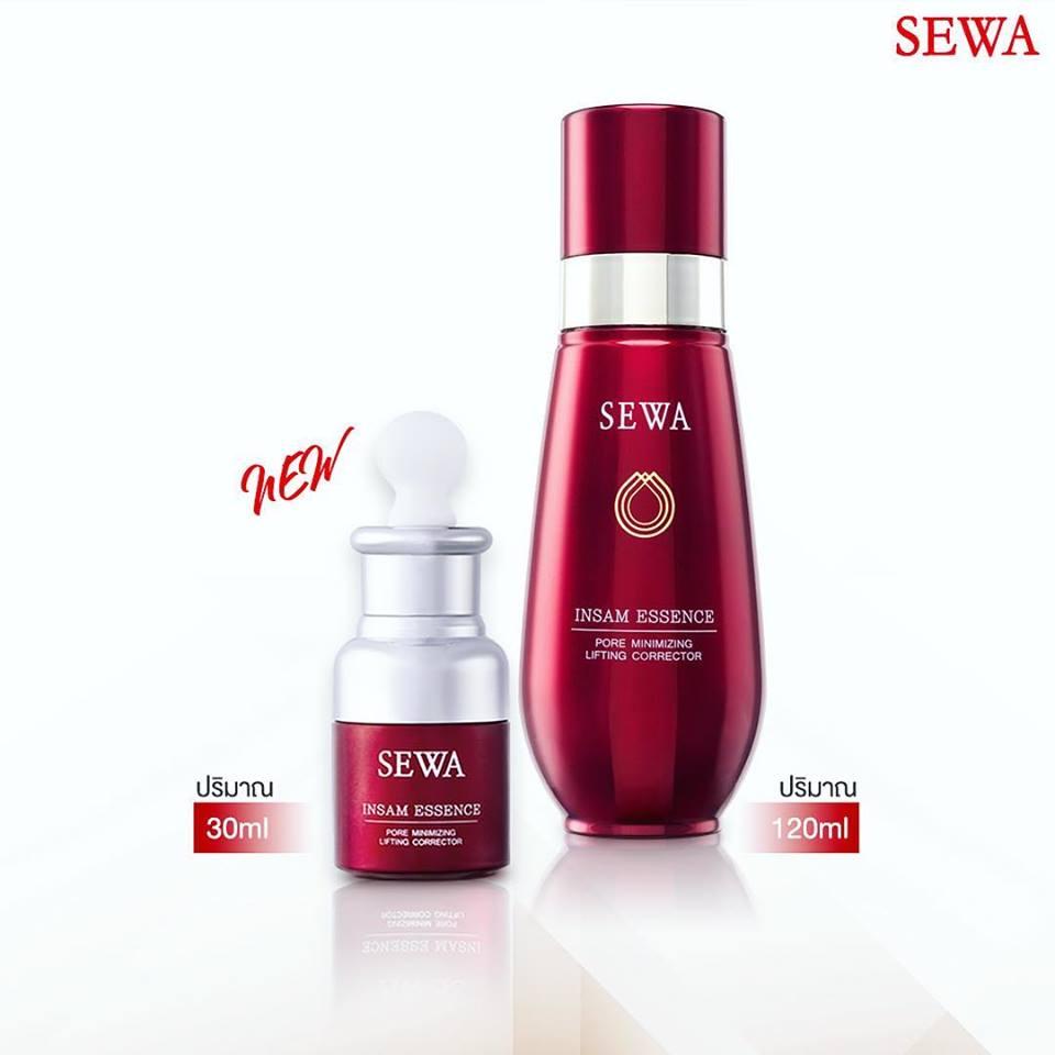 ขนาดทดลอง 30 ml. SEWA by Woonsen เซวา น้ำตบโสมเกาหลี