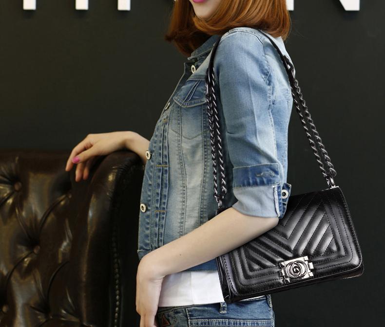 กระเป๋าหนังแกะแท้ oriental princess