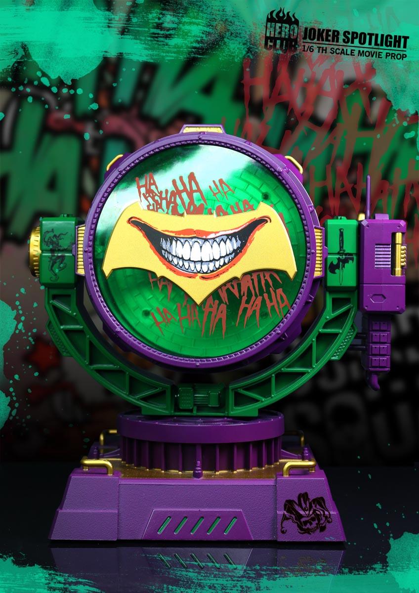 HeroClub 1/6 Joker Spotlight