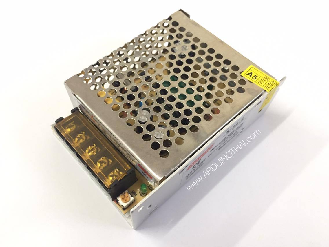 Switching 5V 6A แหล่งจ่ายไฟ 5V 6A