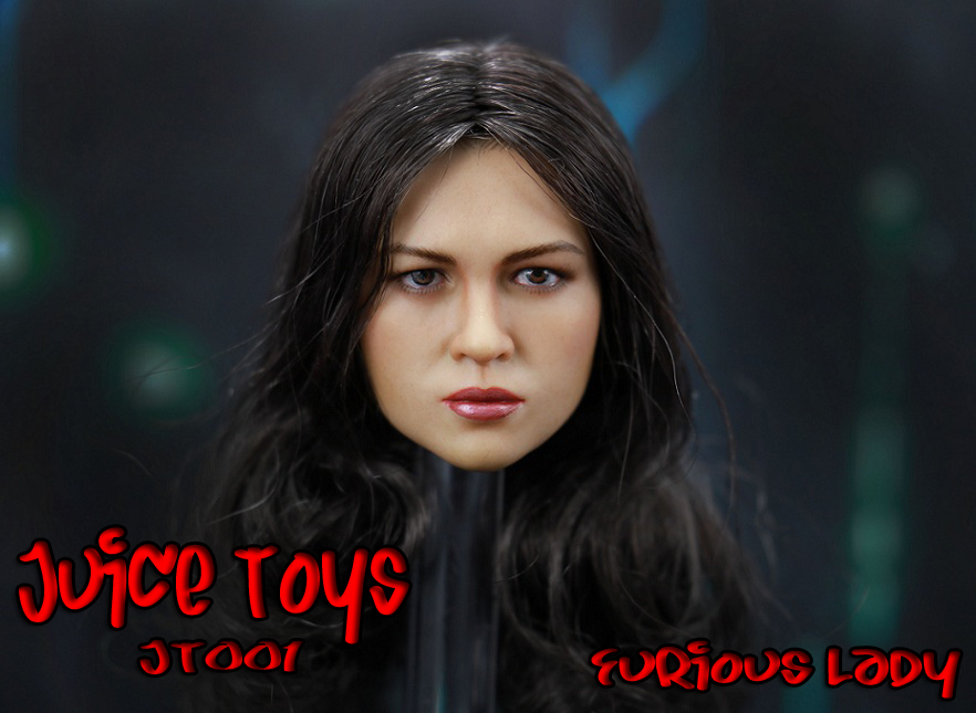 Juice Toys JT001 Furious Lady