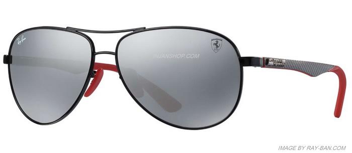 RayBan RB8313M F009/6G Ferrari Collection