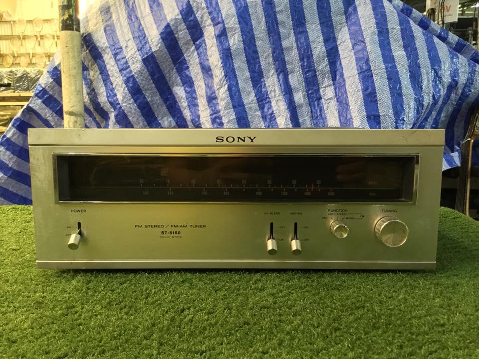 วิทยุ FM AM SONY ST-5150