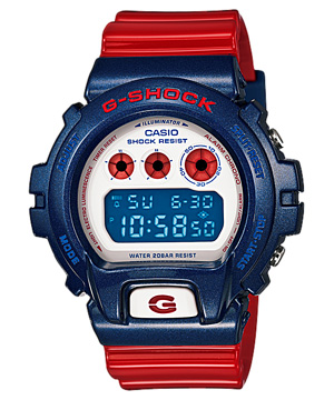 Casio G-Shock รุ่น DW-6900AC-2DR