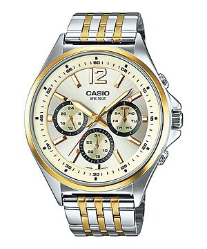 Casio Analog MEN'S รุ่น MTP-E303SG-7AV
