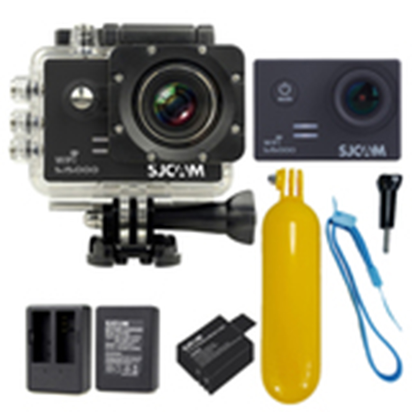 Sj5000 WiFi+Battery+Dual Charger+Bobber Floatting