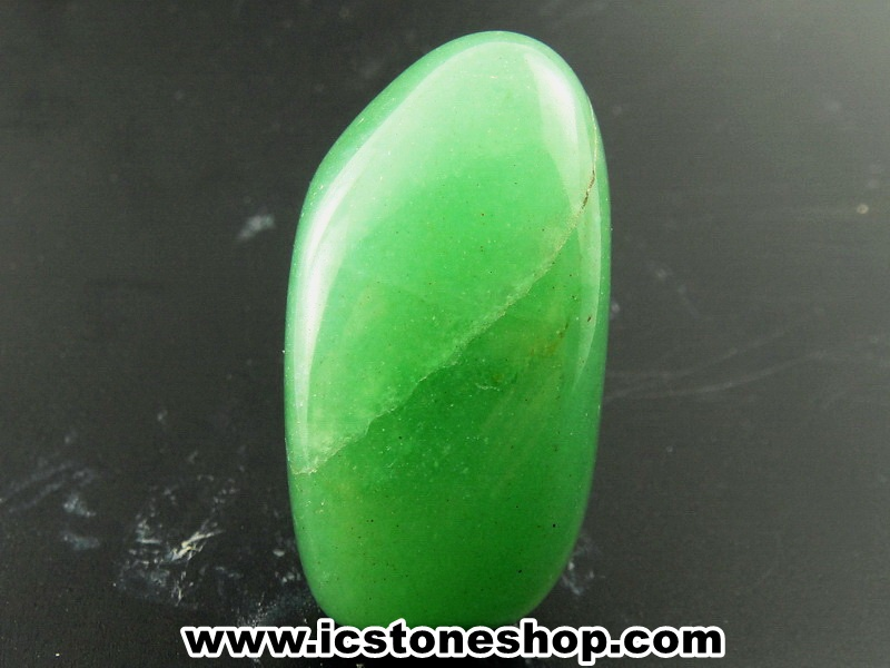 ▽กรีนอะเวนจูรีน (Green Aventurine) ขัดมันขนาดพกพา (20g)