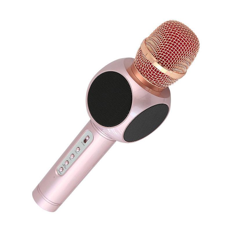 ลำโพง ไมค์คาราโอเกะ Bluetooth Karaoke Microphone รุ่น E103