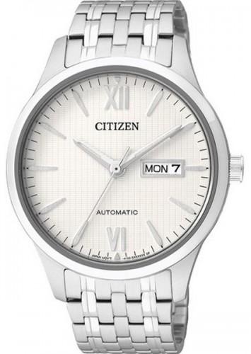 นาฬิกาข้อมือผู้ชาย Citizen รุ่น NP4070-53A, Luxury Automatic Sapphire Japan 50m
