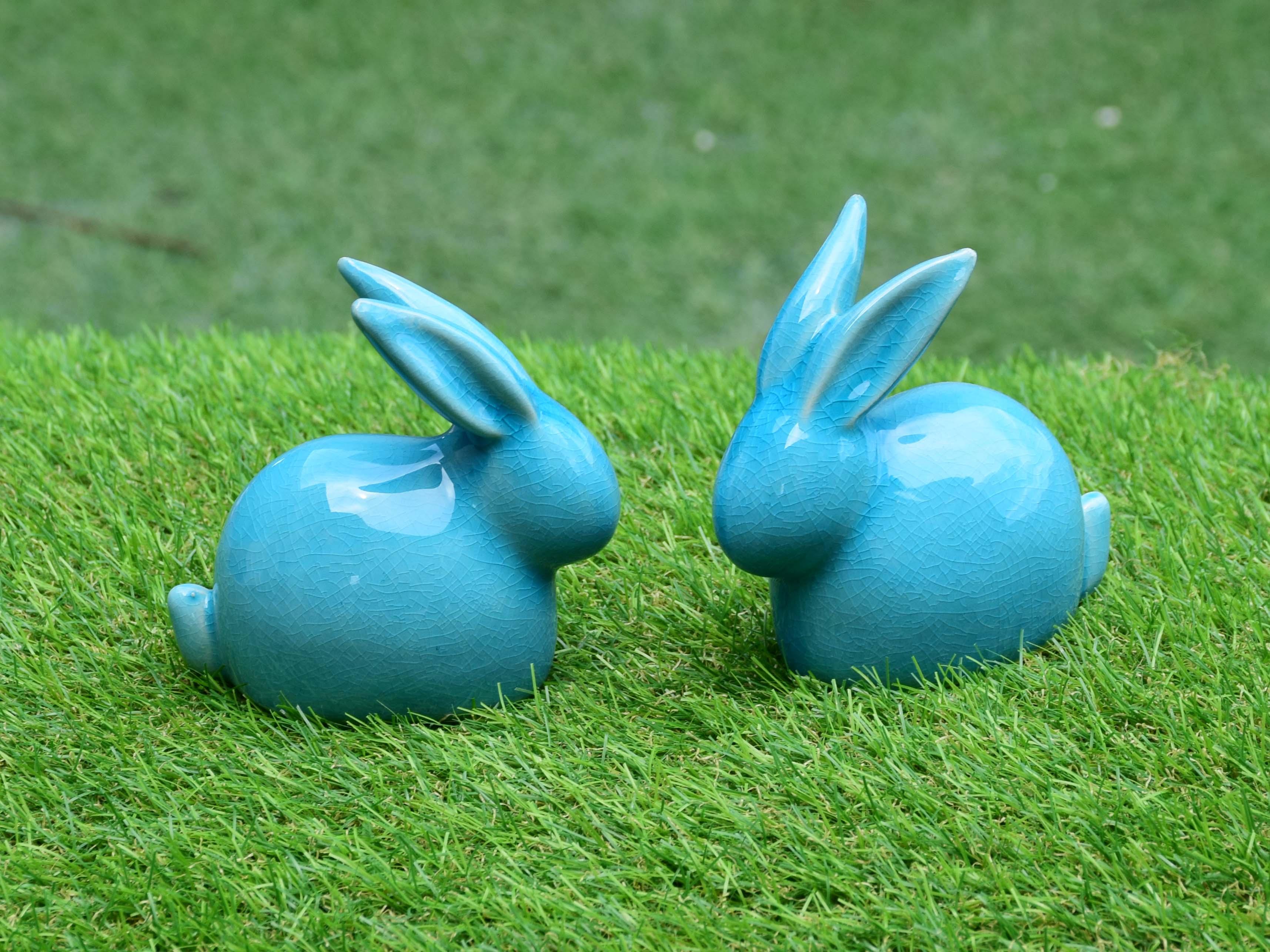 กระต่ายเซรามิค